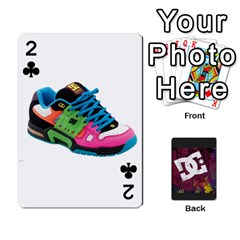 Dc Cards By Luvbugerin   Playing Cards 54 Designs   Vm628eqa6hb1   Www Artscow Com Front - Club2
