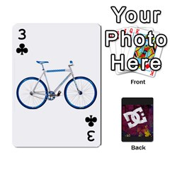 Dc Cards By Luvbugerin   Playing Cards 54 Designs   Vm628eqa6hb1   Www Artscow Com Front - Club3