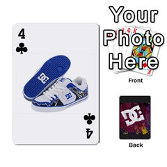 Dc Cards By Luvbugerin   Playing Cards 54 Designs   Vm628eqa6hb1   Www Artscow Com Front - Club4