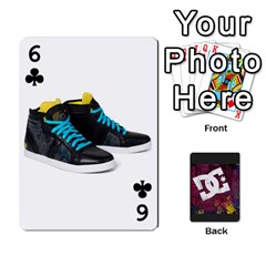 Dc Cards By Luvbugerin   Playing Cards 54 Designs   Vm628eqa6hb1   Www Artscow Com Front - Club6