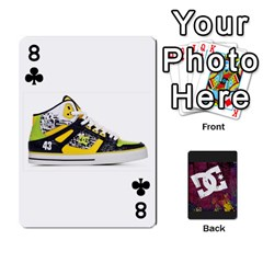 Dc Cards By Luvbugerin   Playing Cards 54 Designs   Vm628eqa6hb1   Www Artscow Com Front - Club8