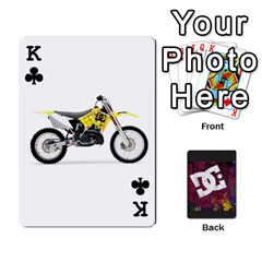 King Dc Cards By Luvbugerin   Playing Cards 54 Designs   Vm628eqa6hb1   Www Artscow Com Front - ClubK