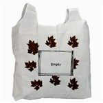 Autumn -  BAG - Recycle Bag (One Side)
