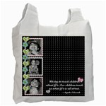 Recycle 3 - Recycle Bag (One Side)