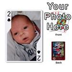 family playing cards - Playing Cards 54 Designs