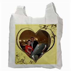 Cat s Boys  Recycle Bag By Catvinnat   Recycle Bag (two Side)   7k2ap67vbgxv   Www Artscow Com Back