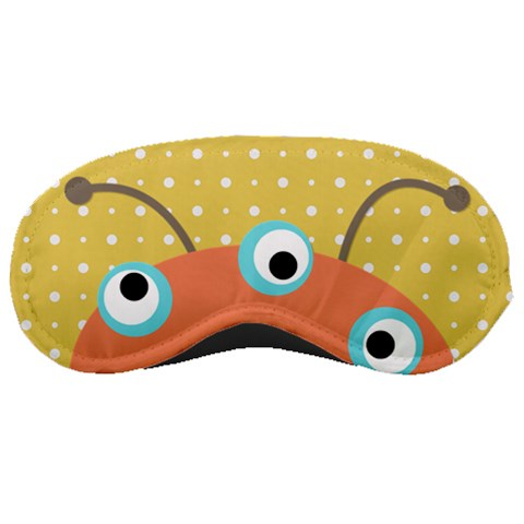 Monster Sleep Mask 15 By Martha Meier   Sleeping Mask   Kfpmfyp10r1w   Www Artscow Com Front