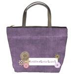 Bucket Bag_Purple Missy