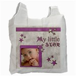 My little star  -  BAG - Recycle Bag (One Side)