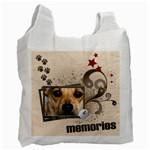 Memories pet - Recycle Bag (Two Side)