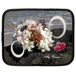 My Dream Wedding white 13 inch (XL) Netbook Case - Netbook Case (XL)