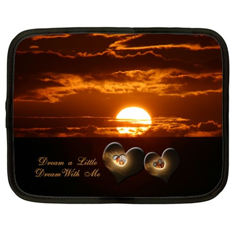 Dream A Little Dream With Me 13 Inch (xl) Netbook Case By Ellan   Netbook Case (xl)   Sctd24fzdfjg   Www Artscow Com Front