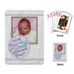 Cutest Baby Face Playing Cards - Playing Cards Single Design