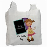 Itsinthebag-lil - Recycle Bag (One Side)