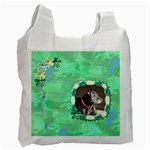 Frog Salad Recycle Bag - Recycle Bag (One Side)