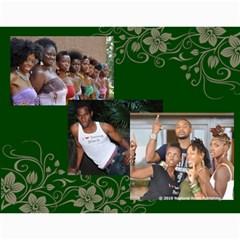 Naptural Roots 2011 Calendar By Leanne Dolce   Wall Calendar 11  X 8 5  (12 Months)   S1wxosl162hz   Www Artscow Com Month