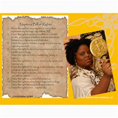Naptural Roots 2011 Calendar By Leanne Dolce   Wall Calendar 11  X 8 5  (12 Months)   S1wxosl162hz   Www Artscow Com Month