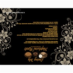 Naptural Roots 2011 Calendar By Leanne Dolce   Wall Calendar 11  X 8 5  (12 Months)   S1wxosl162hz   Www Artscow Com Last Logo Page