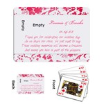 wedding favors - Playing Cards Single Design