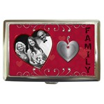 Family Cigarette/Money/Business Card Case - Cigarette Money Case