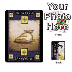 Ace Meuterer1 By Emilio Lopez   Playing Cards 54 Designs   Hd3a87r62tj5   Www Artscow Com Front - SpadeA