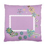 Custom Cushion Case (Two Sides)- Cherish - Standard Cushion Case (Two Sides)