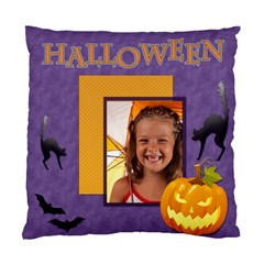 Halloween By Joely   Standard Cushion Case (two Sides)   Zb9s129d26b1   Www Artscow Com Front
