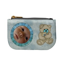 Little Boys Mini Coin Purse1 By Joan T   Mini Coin Purse   Doi5o4jmy7nc   Www Artscow Com Front