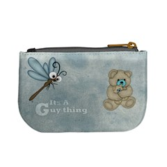 Little Boys Mini Coin Purse1 By Joan T   Mini Coin Purse   Doi5o4jmy7nc   Www Artscow Com Back