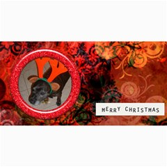 Xmas Photocard 3 By Joan T   4  X 8  Photo Cards   Oc3dqus0r1os   Www Artscow Com 8 x4 Photo Card - 6
