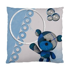 Blue By Carmensita   Standard Cushion Case (two Sides)   L5wt074258vj   Www Artscow Com Front