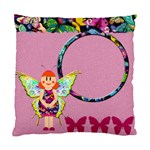 Fairy Pink - Standard Cushion Case (Two Sides)