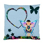 Fairy Blue - Standard Cushion Case (Two Sides)