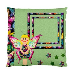 Fairy Green By Carmensita   Standard Cushion Case (two Sides)   P7955iamlpu1   Www Artscow Com Front