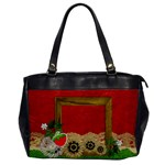 Strawberry-Oversize Office Handbag