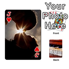Jack Wedding Cards By Emma   Playing Cards 54 Designs   W89qejs8gkhs   Www Artscow Com Front - HeartJ