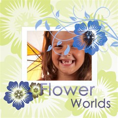 Flower Kids By Joely   Magic Photo Cube   Ipqapg6nkok2   Www Artscow Com Side 1