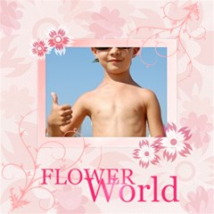Flower Kids By Joely   Magic Photo Cube   Ipqapg6nkok2   Www Artscow Com Side 2