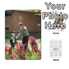 Календарчета By Mary Lulcheva   Playing Cards 54 Designs   1s1w8pkluz3j   Www Artscow Com Front - Heart6