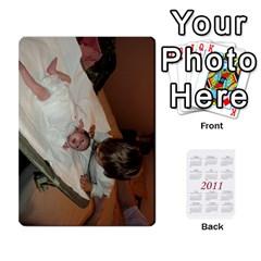 Календарчета By Mary Lulcheva   Playing Cards 54 Designs   1s1w8pkluz3j   Www Artscow Com Front - Heart8