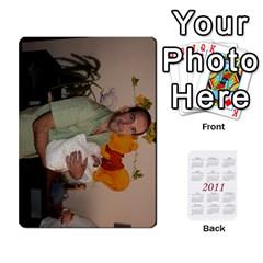 Календарчета By Mary Lulcheva   Playing Cards 54 Designs   1s1w8pkluz3j   Www Artscow Com Front - Diamond4
