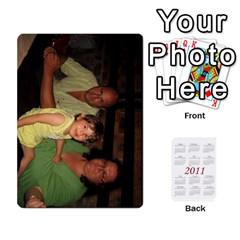 Календарчета By Mary Lulcheva   Playing Cards 54 Designs   1s1w8pkluz3j   Www Artscow Com Front - Club7