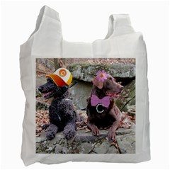 C & Cg By Candy   Recycle Bag (two Side)   59zh51noumxq   Www Artscow Com Front