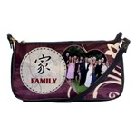 Family Shoulder Clutch Bag