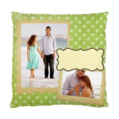 Love By Wood Johnson   Standard Cushion Case (two Sides)   Ctlct5d9obgy   Www Artscow Com Back