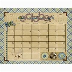 Calendar 2011 By Marina Tang   Wall Calendar 11  X 8 5  (12 Months)   Gkar511tmkjr   Www Artscow Com Oct 2011
