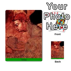Arian Controversy Final By David   Multi Purpose Cards (rectangle)   Tcbs2m9cdg5n   Www Artscow Com Back 9
