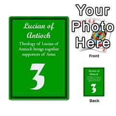 Arian Controversy Final By David   Multi Purpose Cards (rectangle)   Tcbs2m9cdg5n   Www Artscow Com Front 12