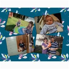 Momcalendar By Donna   Wall Calendar 11  X 8 5  (12 Months)   Xe8zh34wbxzm   Www Artscow Com Month