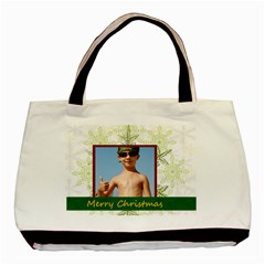 Xmas By Joely   Basic Tote Bag (two Sides)   Rqpkd65qjedk   Www Artscow Com Back